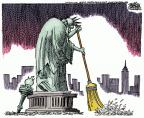 Cartoonist Mike Peters  Mike Peters' Editorial Cartoons 2012-10-30 yorker
