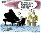 Cartoonist Mike Peters  Mike Peters' Editorial Cartoons 2012-12-06 remembrance