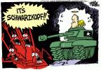 Cartoonist Mike Peters  Mike Peters' Editorial Cartoons 2012-12-28 remembrance