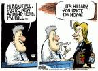 Cartoonist Mike Peters  Mike Peters' Editorial Cartoons 2013-02-01 Hillary Clinton