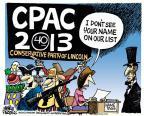Cartoonist Mike Peters  Mike Peters' Editorial Cartoons 2013-03-14 2013