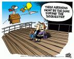 Cartoonist Mike Peters  Mike Peters' Editorial Cartoons 2013-05-02 cancel