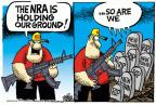 Cartoonist Mike Peters  Mike Peters' Editorial Cartoons 2013-05-03 our