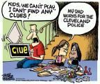 Cartoonist Mike Peters  Mike Peters' Editorial Cartoons 2013-05-09 officer