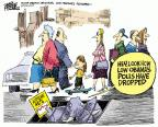 Cartoonist Mike Peters  Mike Peters' Editorial Cartoons 2013-05-31 public
