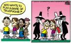 Cartoonist Mike Peters  Mike Peters' Editorial Cartoons 2013-06-13 child