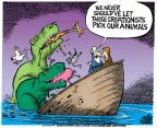 Cartoonist Mike Peters  Mike Peters' Editorial Cartoons 2013-08-16 our