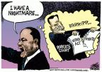 Cartoonist Mike Peters  Mike Peters' Editorial Cartoons 2013-08-23 election