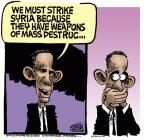 Cartoonist Mike Peters  Mike Peters' Editorial Cartoons 2013-08-30 mass