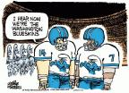 Cartoonist Mike Peters  Mike Peters' Editorial Cartoons 2013-09-12 football player