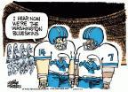 Cartoonist Mike Peters  Mike Peters' Editorial Cartoons 2013-09-12 football