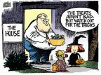 Cartoonist Mike Peters  Mike Peters' Editorial Cartoons 2013-10-10 our