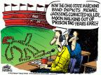 Cartoonist Mike Peters  Mike Peters' Editorial Cartoons 2013-10-31 two
