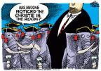 Cartoonist Mike Peters  Mike Peters' Editorial Cartoons 2013-11-07 2014 election