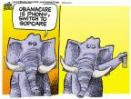 Cartoonist Mike Peters  Mike Peters' Editorial Cartoons 2013-11-15 plan