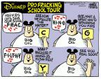 Cartoonist Mike Peters  Mike Peters' Editorial Cartoons 2014-01-10 elementary school