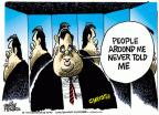 Cartoonist Mike Peters  Mike Peters' Editorial Cartoons 2014-01-16 George