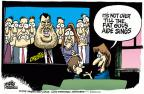 Cartoonist Mike Peters  Mike Peters' Editorial Cartoons 2014-01-21 George