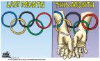 Cartoonist Mike Peters  Mike Peters' Editorial Cartoons 2014-03-06 Russia Ukraine