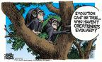 Cartoonist Mike Peters  Mike Peters' Editorial Cartoons 2014-03-13 religion science