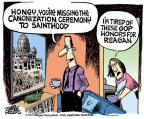 Cartoonist Mike Peters  Mike Peters' Editorial Cartoons 2014-04-25 saint