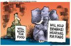 Cartoonist Mike Peters  Mike Peters' Editorial Cartoons 2014-05-09 hold