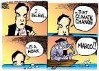 Cartoonist Mike Peters  Mike Peters' Editorial Cartoons 2014-05-15 climate
