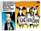 Cartoonist Mike Peters  Mike Peters' Editorial Cartoons 2014-05-21 poultry