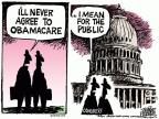 Cartoonist Mike Peters  Mike Peters' Editorial Cartoons 2014-05-29 public