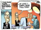 Cartoonist Mike Peters  Mike Peters' Editorial Cartoons 2014-06-23 George