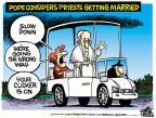 Cartoonist Mike Peters  Mike Peters' Editorial Cartoons 2014-07-17 way