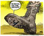 Cartoonist Mike Peters  Mike Peters' Editorial Cartoons 2014-09-12 Iraq military