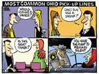 Cartoonist Mike Peters  Mike Peters' Editorial Cartoons 2014-10-31 officer