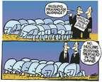 Cartoonist Mike Peters  Mike Peters' Editorial Cartoons 2015-01-13 head
