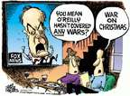 Mike Peters  Mike Peters' Editorial Cartoons 2015-03-05 Bill O'Reilly