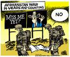 Cartoonist Mike Peters  Mike Peters' Editorial Cartoons 2015-03-27 bush