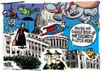 Cartoonist Mike Peters  Mike Peters' Editorial Cartoons 2015-04-16 Mary