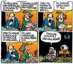 Cartoonist Mike Peters  Mike Peters' Editorial Cartoons 2015-06-29 too