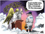 Cartoonist Mike Peters  Mike Peters' Editorial Cartoons 2015-09-23 sport