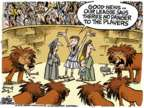 Cartoonist Mike Peters  Mike Peters' Editorial Cartoons 2015-11-27 athletic