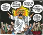 Cartoonist Mike Peters  Mike Peters' Editorial Cartoons 2017-02-09 we
