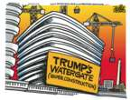 Cartoonist Mike Peters  Mike Peters' Editorial Cartoons 2017-06-15 2016 election