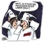 Cartoonist Mike Peters  Mike Peters' Editorial Cartoons 2017-09-17 labor
