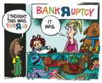 Cartoonist Mike Peters  Mike Peters' Editorial Cartoons 2017-09-22 child