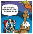 Cartoonist Mike Peters  Mike Peters' Editorial Cartoons 2017-10-16 dropping