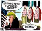 Cartoonist Mike Peters  Mike Peters' Editorial Cartoons 2017-11-03 family