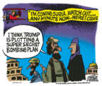 Cartoonist Mike Peters  Mike Peters' Editorial Cartoons 2018-04-12 plan