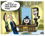 Cartoonist Mike Peters  Mike Peters' Editorial Cartoons 2018-07-18 international