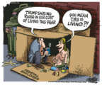 Cartoonist Mike Peters  Mike Peters' Editorial Cartoons 2018-08-31 our