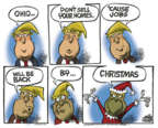 Cartoonist Mike Peters  Mike Peters' Editorial Cartoons 2018-11-29 Donald